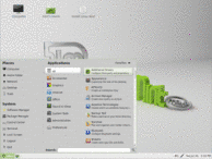 Linux Mint Mate Live DVD Desktop